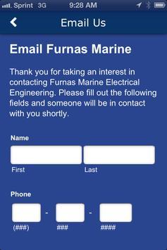 Furnas Marine apk screenshot