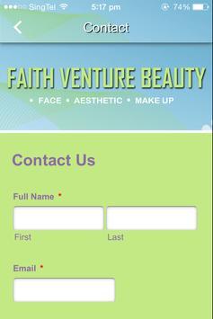 Faith Venture Beauty Aesthetic apk screenshot