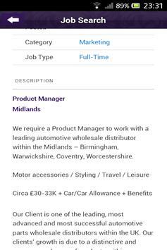 Auto Jobs - Glen Callum apk screenshot