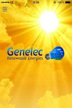 Genelec Renewable Energies poster