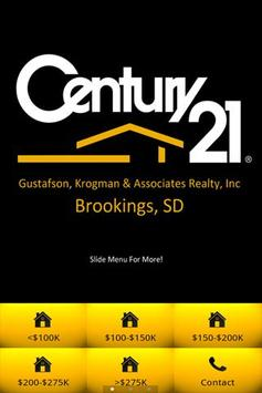 Century 21 Brookings, SD poster