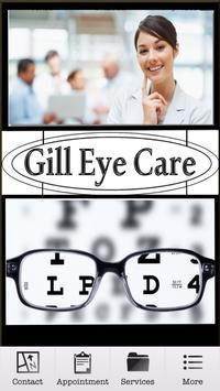 Gill Eye Care apk screenshot