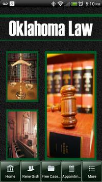 Gish Law poster