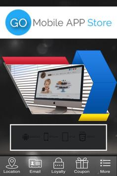 Go Mobile App Store poster