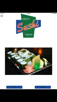 Hiro's Sushi Express apk screenshot
