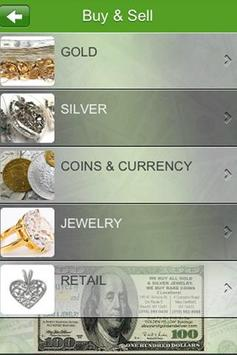 A Buyer of Gold and Silver apk screenshot