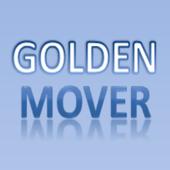 Golden Mover icon