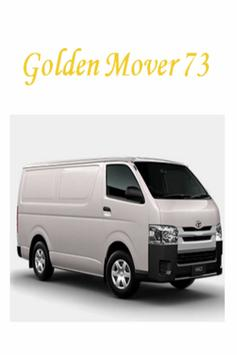 Golden Mover poster