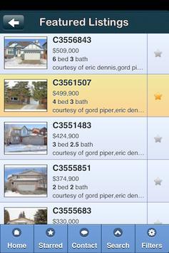 Calgary Real Estate Gord Piper apk screenshot