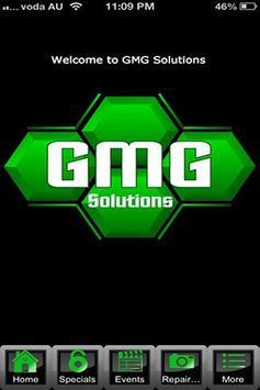 GMG poster
