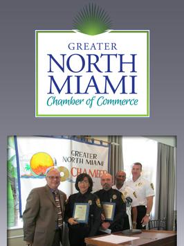 Greater North Miami Chamber poster