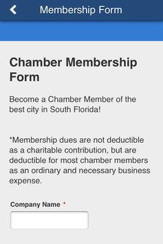Greater North Miami Chamber apk screenshot