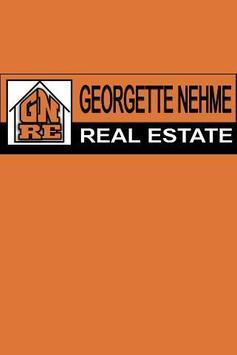 Georgette Nehme Real Estate poster