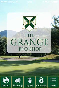 Grange Pro Shop poster