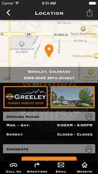 Greeley Harley-Davidson® apk screenshot