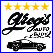 Greg's Auto Body icon