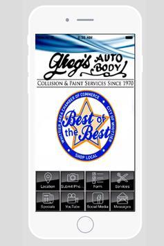 Greg's Auto Body apk screenshot