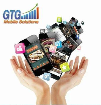 GTG Mobile Solutions poster