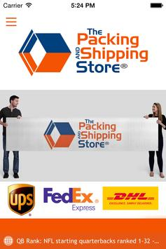 The Shipping Store App poster