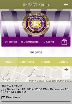 Greater United Life COGIC apk screenshot