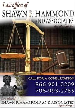 Hammond Law & Associates poster