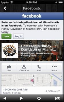 Peterson's Harley-Davidson Mia apk screenshot