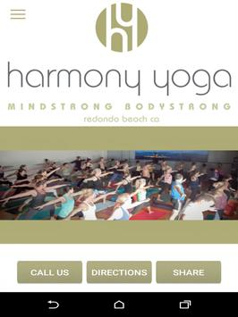 Harmony Yoga apk screenshot