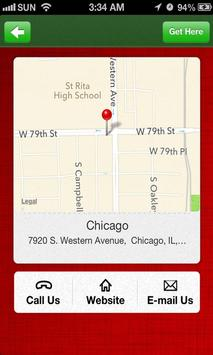 Harold's Chicken Chicago apk screenshot