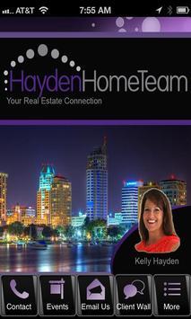 Hayden Home Team poster