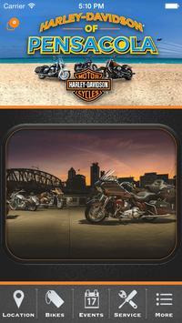 Harley-Davidson of Pensacola poster