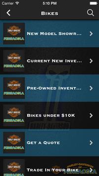 Harley-Davidson of Pensacola apk screenshot