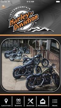 Intermountain Harley-Davidson poster