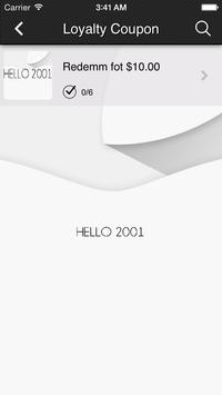 Hello 2001 apk screenshot