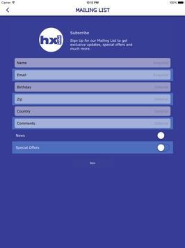 HEXCEL SOLUTIONS apk screenshot