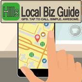 Hills Local Biz Guide icon