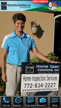 Home Spec Solutions poster