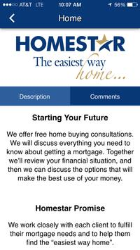 Homestar Financial Lakeland apk screenshot