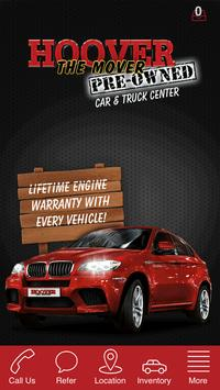 Hoover Car and Truck Center poster