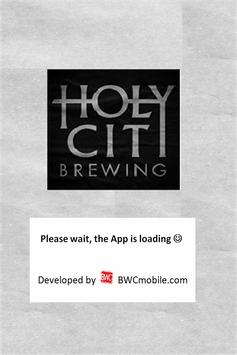 Holy City Brewing apk screenshot
