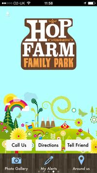 The Hop Farm poster