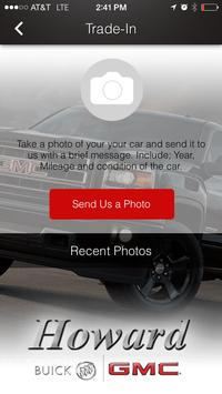Howard Buick GMC apk screenshot
