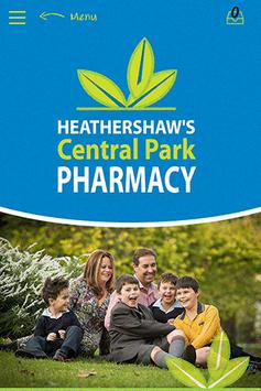 Heathershaw's Pharmacy poster