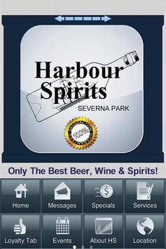 Harbour Spirits poster