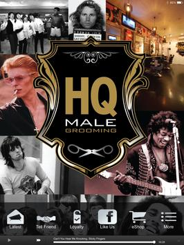 HQ Male Grooming poster