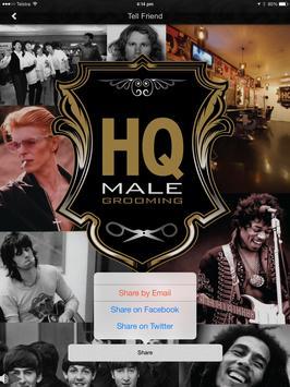 HQ Male Grooming apk screenshot