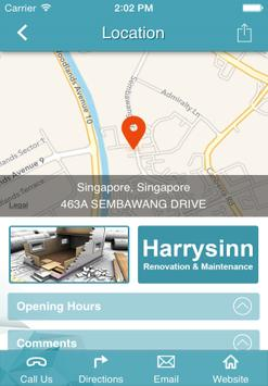Harrysin Renovation poster