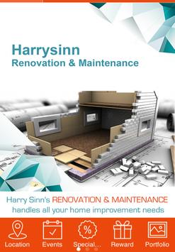 Harrysin Renovation apk screenshot