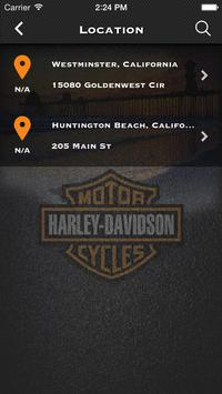 Huntington Beach H-D® apk screenshot