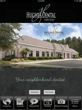 Hughes Dental Group poster