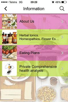 Healthy Heights apk screenshot
